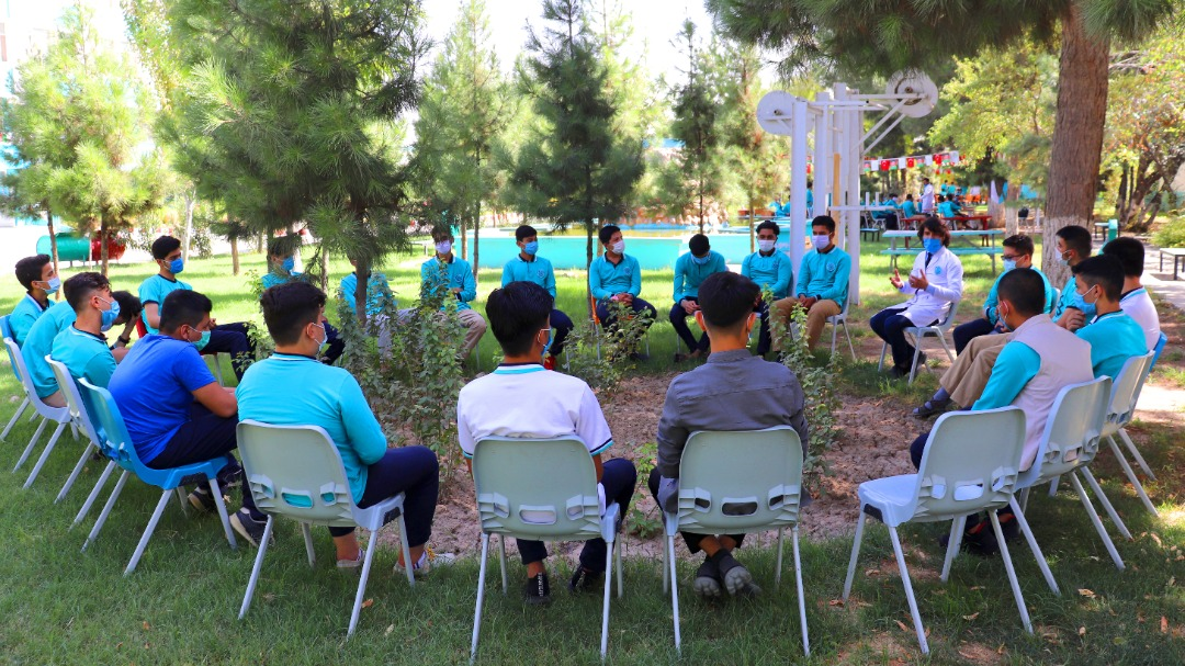 Face-to-Face Education started in Afghanistan Maarif Schools