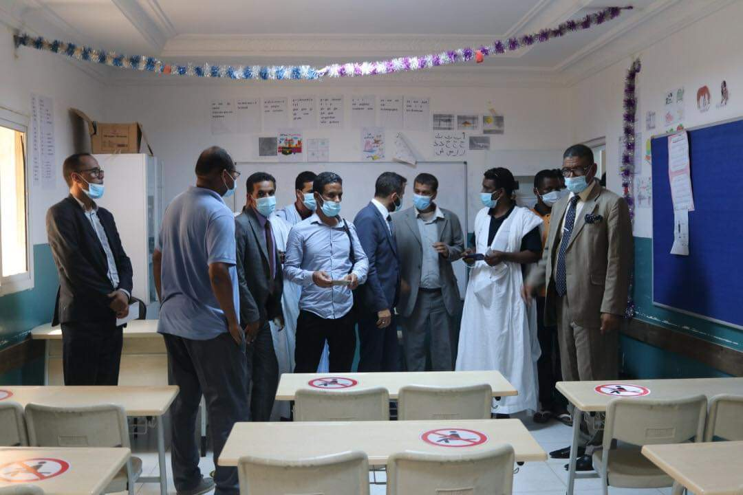 Hybrid Education Model introduced in Mauritania Maarif Schools