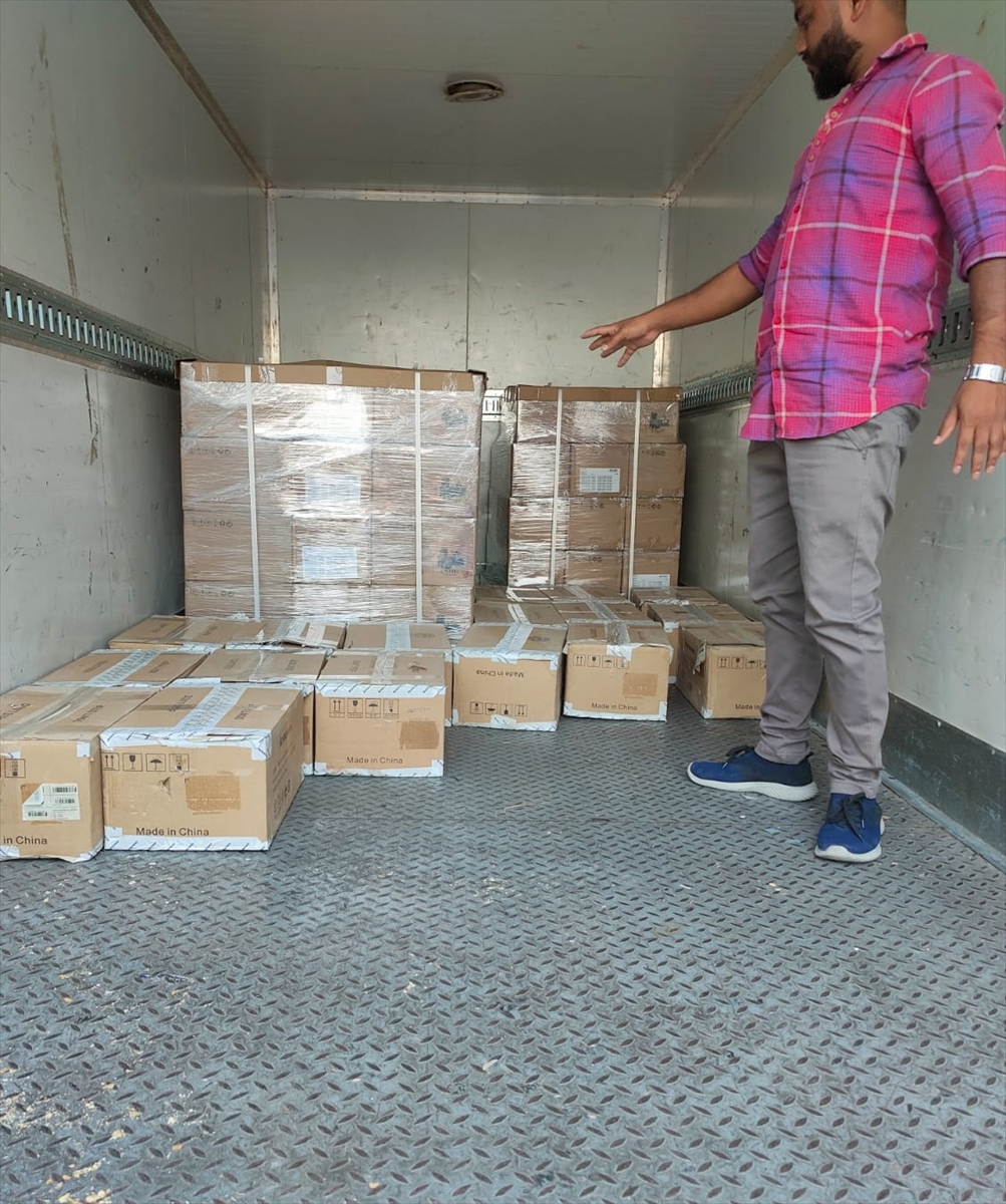1150 tablets to Turkish Maarif Foundation